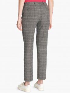 Calvin Klein Women Size 16 Grey Slim-Leg Pants