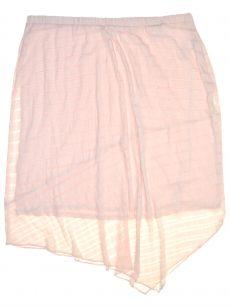 Alfani Plus Size 18W Pink Asymmetrical Skirt