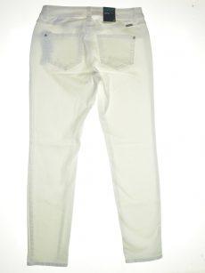 INC Women Size 16 White Skinny-Leg Jeans