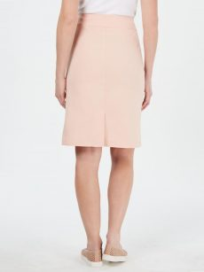 JM Collection Women Size Large L Pink A-Line Skirt