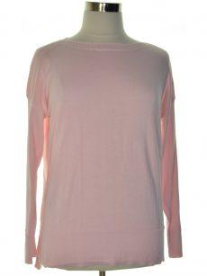 Maison Jules Women Size XL Pink Pullover Sweater