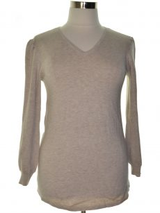 Style & Co. Women Size XS Beige Pullover Sweater