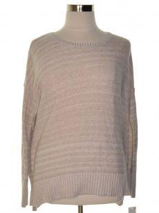 Style & Co. Women Size XL Beige Pullover Sweater