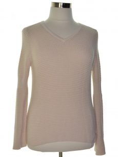 Style & Co. Women Size Small S Beige Pullover Sweater