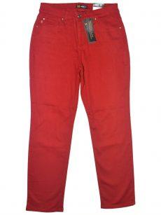 Lee Platinum Label Petites Size 10P Red Straight Leg Jeans