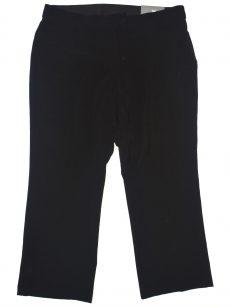 JM Collection Petites Size 4P Black Trousers Pants
