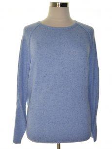 Karen Scott Women Size XXL Blue Pullover Sweater