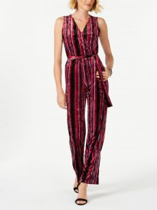 NY Collection Petites Size PXL Multi Jumpsuit