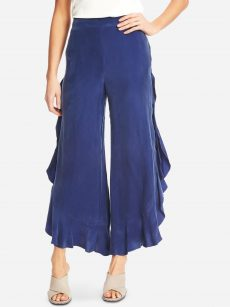 1.State Women Size 10 Navy Ankle Pants