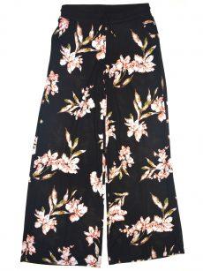 Lauren Ralph Lauren Women Size XS Black Wide Leg Pants