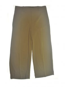 Lauren Ralph Lauren Women Size 4 Olive Green Straight-Leg Pants