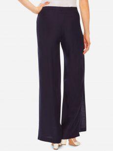 Vince Camuto Women Size 4 Dark Blue Wide Leg Pants