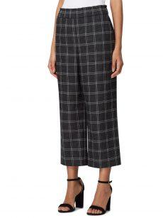 Tahari ASL Women Size 12 Black Straight-Leg Pants
