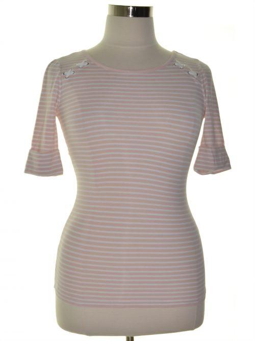 Ralph Lauren Women Size Small S Light Pink Pullover Top