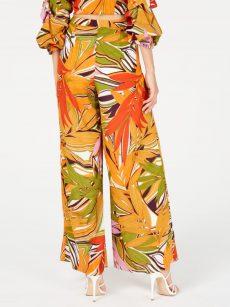 ROYALTY/JBS LIMITED Women Size XS Multi Wide Leg Pants