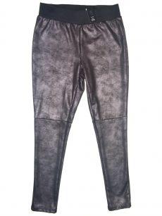 INC Women Size Large L Dark Purple/Black Leggings Pants