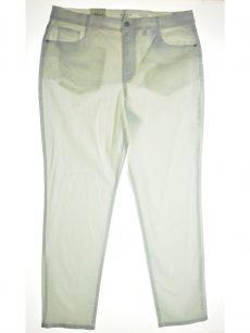 Style & Co. Women Size 16 White Slim Leg Jeans