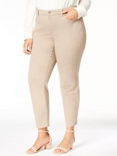 Charter Club Plus Size 24W Beige Ankle Pants