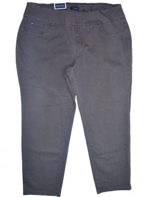 Charter Club Plus Size 24W Gray Slim Leg Jeans