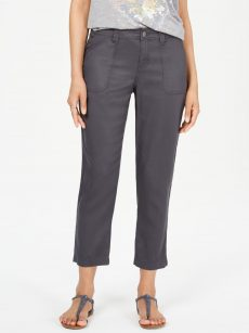Style & Co. Women Size 16 Charcoal Ankle Pants