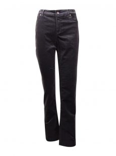 Charter Club Petites Size 6PS Silver Corduroy Pants