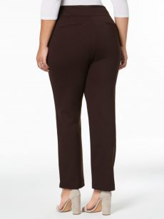 Charter Club Plus Size 14W Slim-Leg Pants
