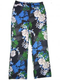 INC Women Size 6 Black Wide Leg Pants
